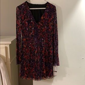 French Connection Sequined Dress Size 4